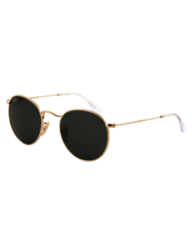 RAY-BAN RB3447 – 001 | ROUND METAL
