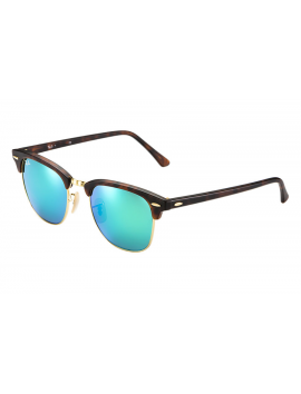 RAY-BAN RB 3016 - 1145/19 | CLUBMASTER FLASH LENSES