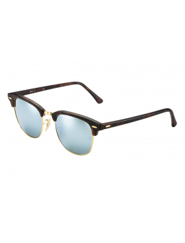RAY-BAN RB 3016 - 1145/30 | CLUBMASTER FLASH LENSES