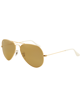 RAY-BAN RB3025 - 001/3K | AVIATOR LARGE METAL
