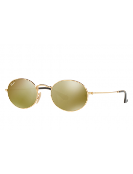 RAY-BAN RB 3547N 001 - OVAL